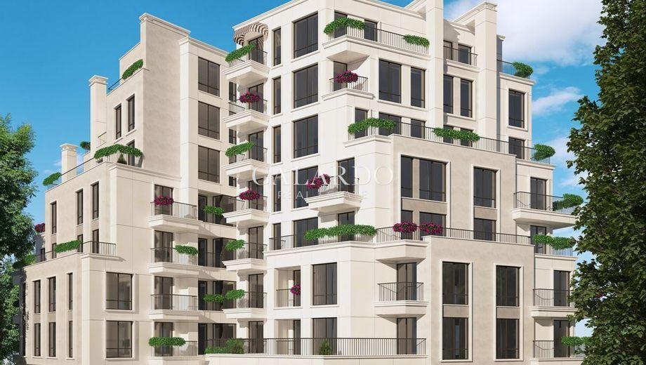 двустаен апартамент софия c51ujbes