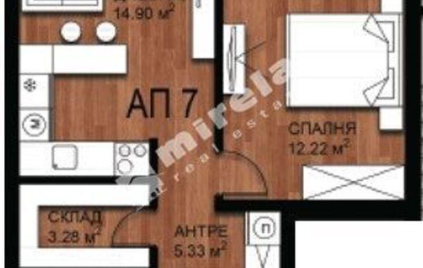 двустаен апартамент софия cbft2d23