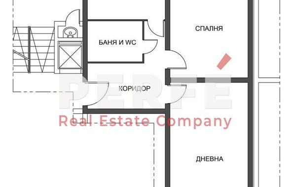 двустаен апартамент софия ct2k9dsh