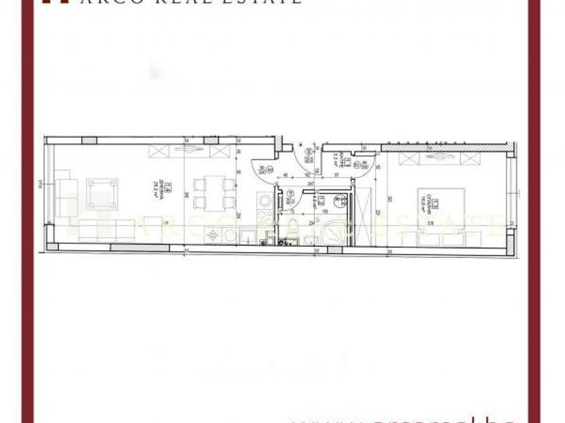 двустаен апартамент софия d26snpk3