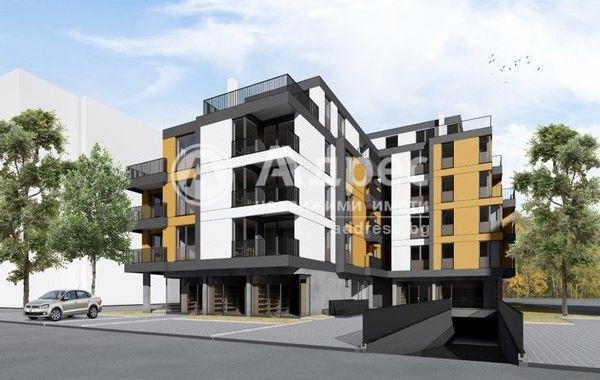 двустаен апартамент софия dcq613jx