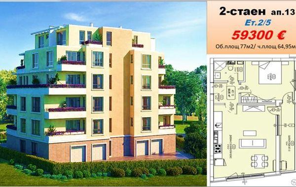 двустаен апартамент софия dxvey7le