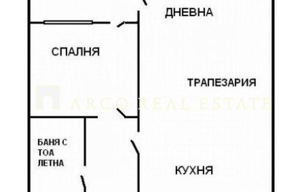двустаен апартамент софия ea5jq736