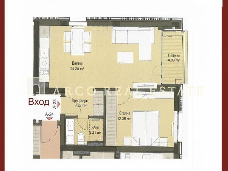 двустаен апартамент софия ex8quygl