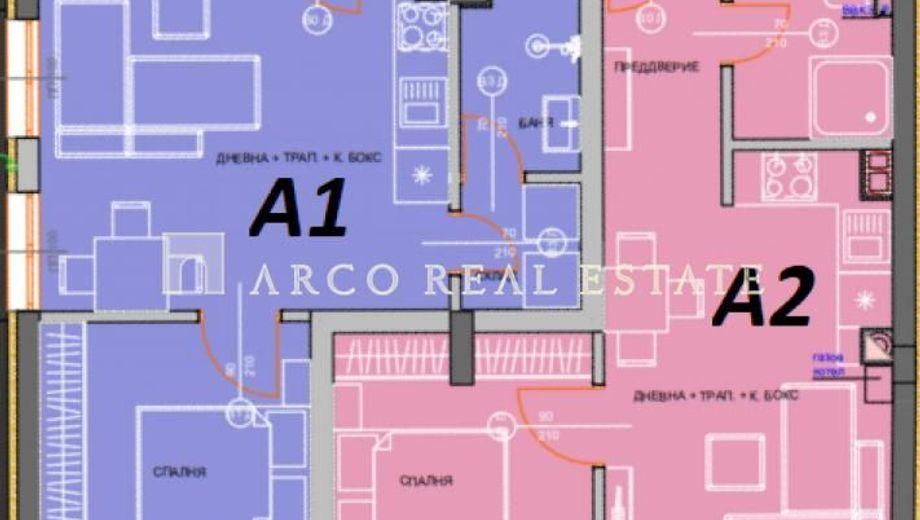 двустаен апартамент софия f9egfrst