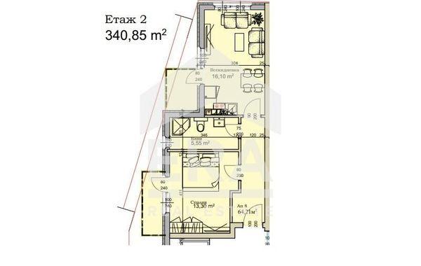 двустаен апартамент софия fplxtm3x