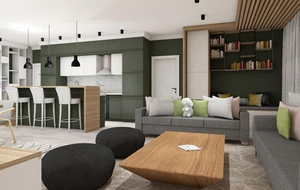двустаен апартамент софия fpvt38mb