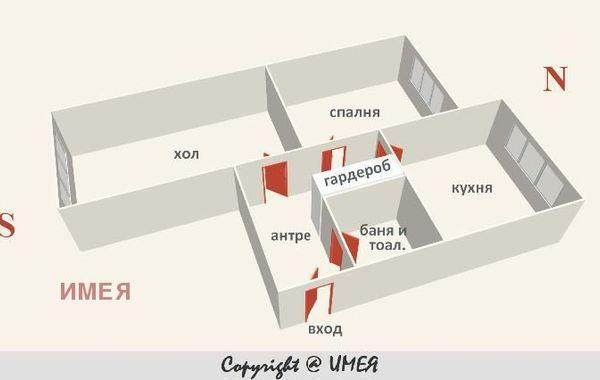 двустаен апартамент софия fwphukjp