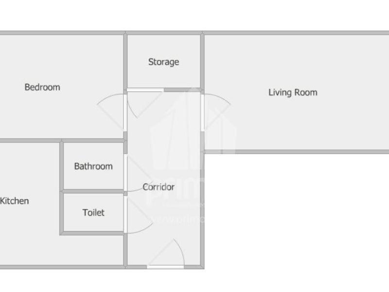 двустаен апартамент софия g12e9s65