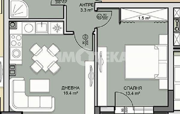 двустаен апартамент софия g2cwkjyx