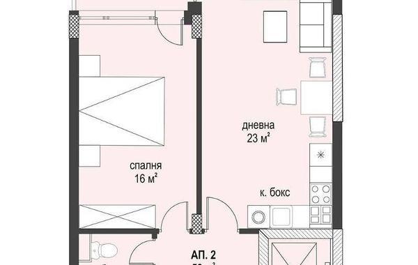 двустаен апартамент софия g8wwm4wh