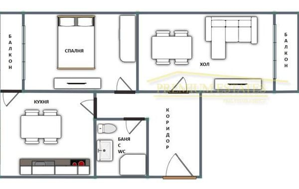 двустаен апартамент софия gjdq3ha3