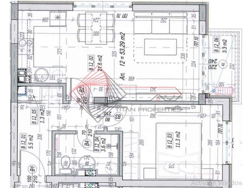 двустаен апартамент софия gl6nl15f