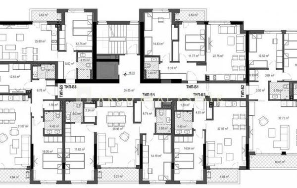 двустаен апартамент софия j56stbrv
