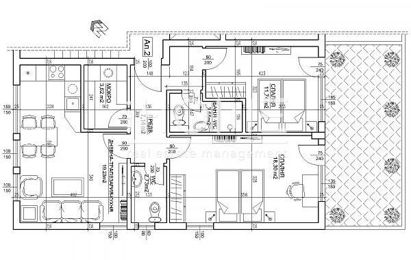 двустаен апартамент софия j836xnfp