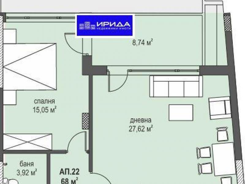 двустаен апартамент софия jhqfmbnh