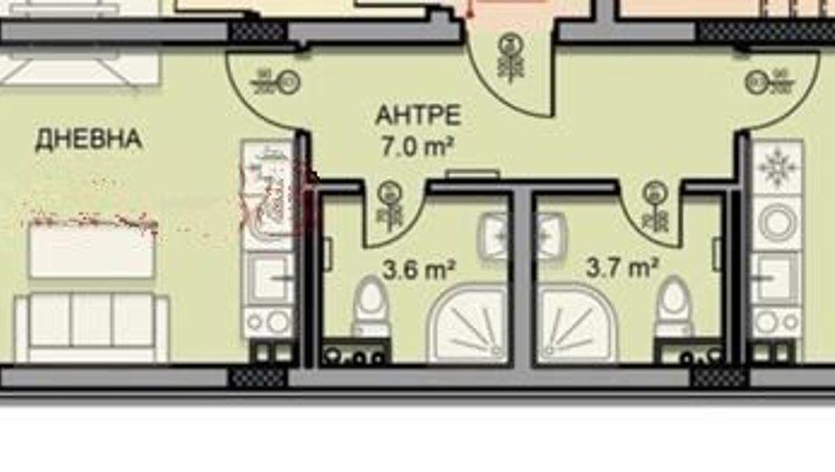 двустаен апартамент софия jvbqcqpk