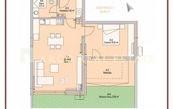 двустаен апартамент софия ksqag2e2