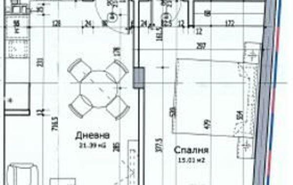 двустаен апартамент софия l7u4u81s
