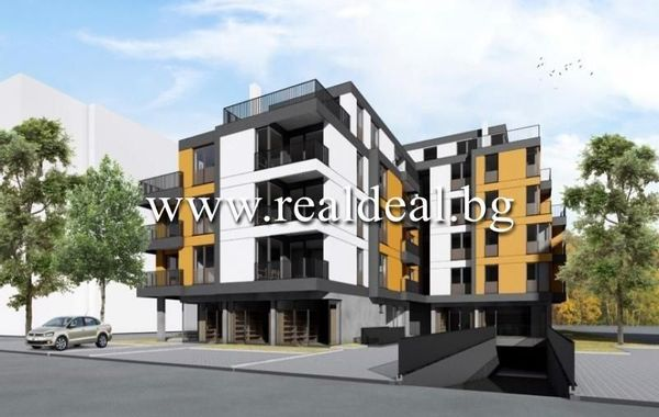 двустаен апартамент софия lfa764hn