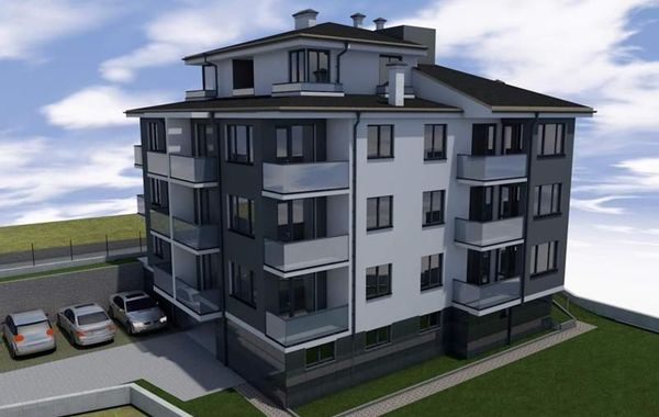 двустаен апартамент софия lxnyucak