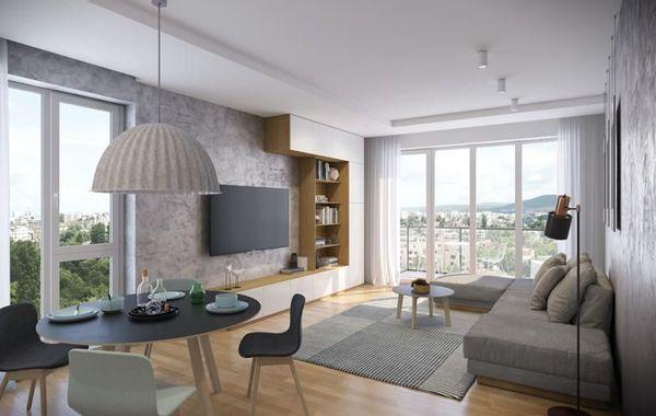 двустаен апартамент софия m88r3uf6