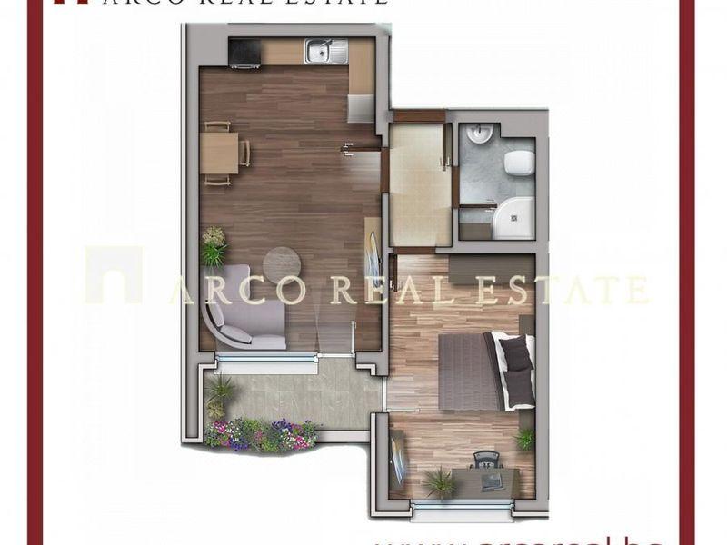 двустаен апартамент софия mfff4e45