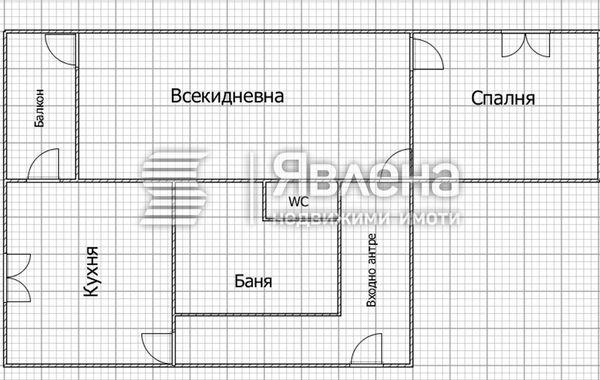 двустаен апартамент софия n59fb441