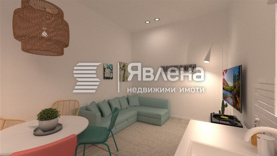 двустаен апартамент софия nr787fee