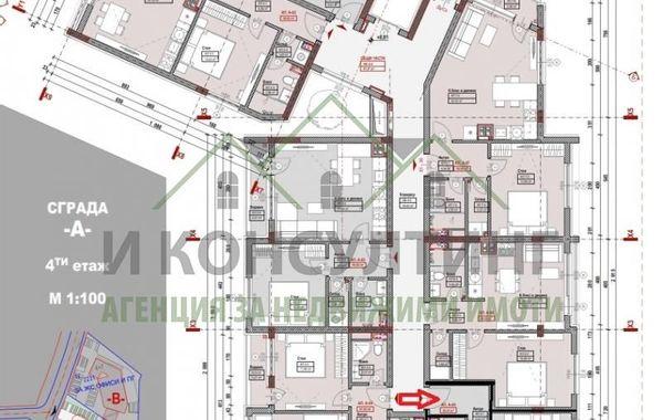 двустаен апартамент софия nudnp7bp