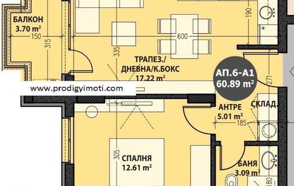двустаен апартамент софия p4qyg9v9