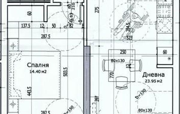 двустаен апартамент софия p7bk9amh