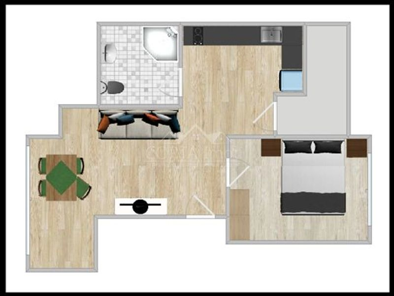 двустаен апартамент софия pag9cgru