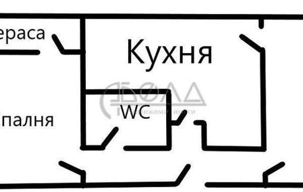 двустаен апартамент софия pr1kk6yh