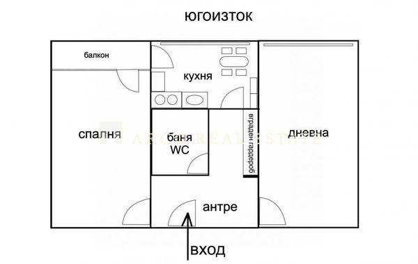 двустаен апартамент софия pslkpgm4
