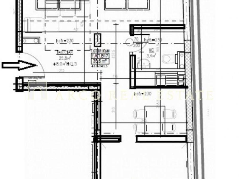 двустаен апартамент софия q3wppjh1