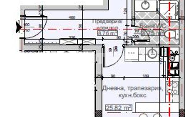 двустаен апартамент софия qrean3xe