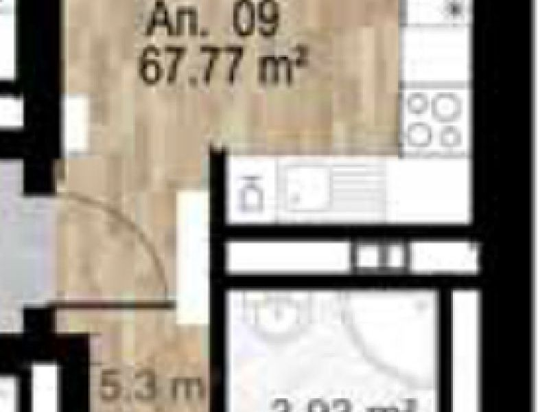 двустаен апартамент софия r15h6t96