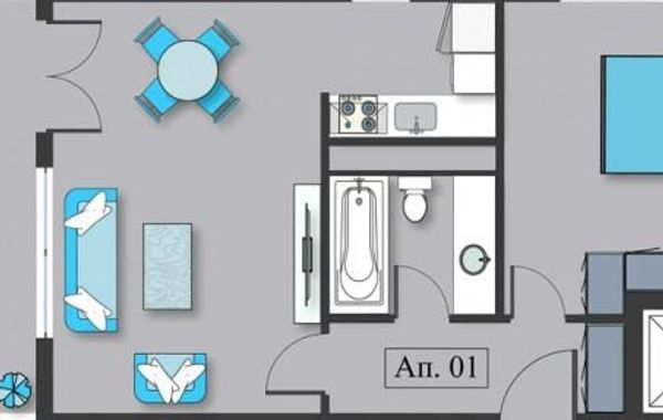 двустаен апартамент софия r6ncvwl1