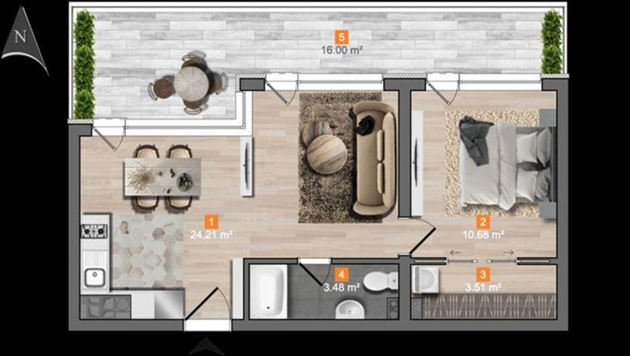 двустаен апартамент софия rp1bpeef