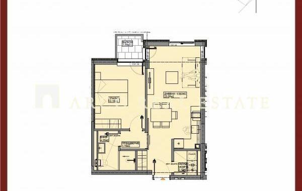 двустаен апартамент софия rqs4yfmf