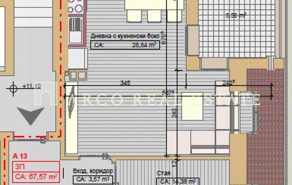 двустаен апартамент софия tf9x6c2j