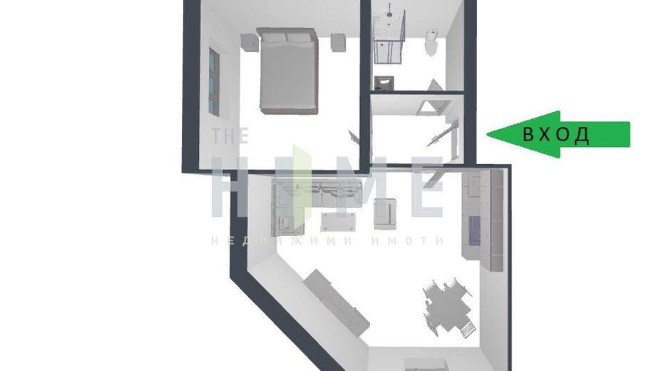 двустаен апартамент софия tqvj4v55