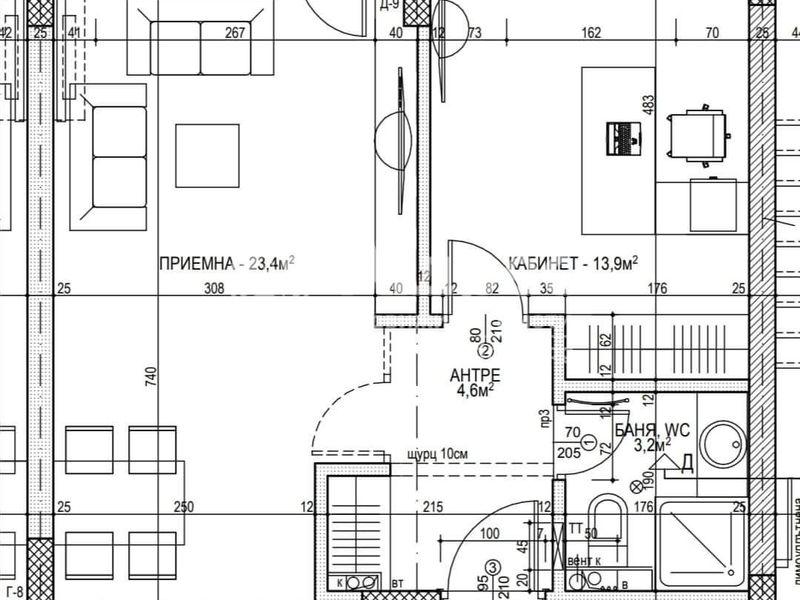 двустаен апартамент софия tx73ldk6