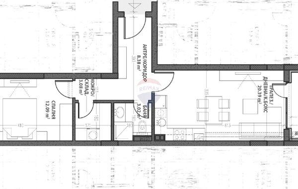 двустаен апартамент софия u92hqx92