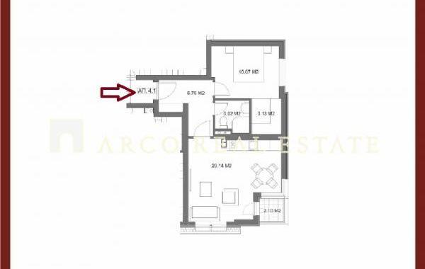 двустаен апартамент софия v2xpalr2