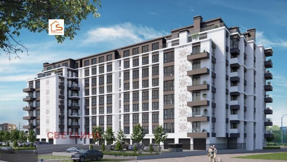 двустаен апартамент софия v36a175u