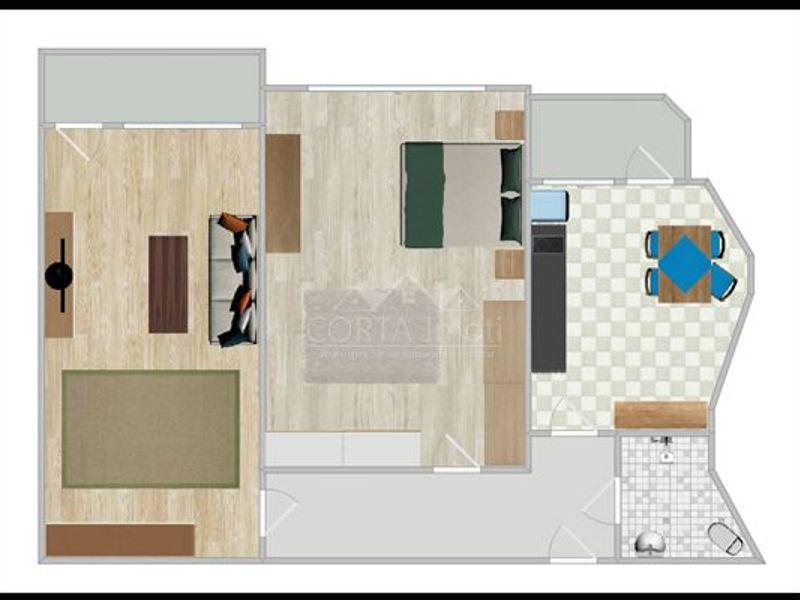 двустаен апартамент софия vq6js9n4