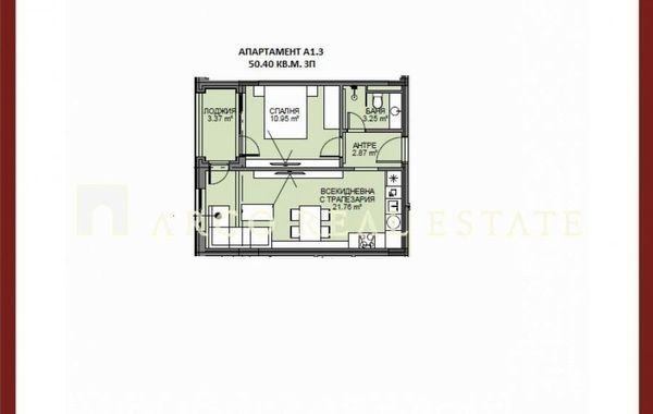 двустаен апартамент софия wdets37e