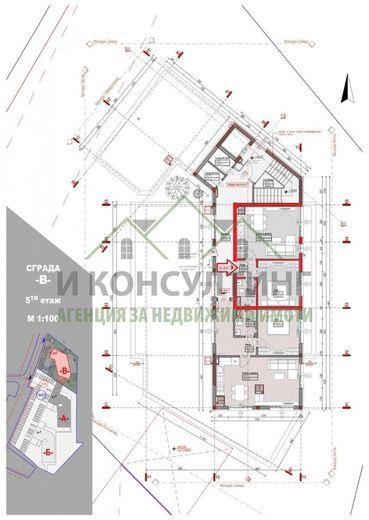 двустаен апартамент софия wg52bchx